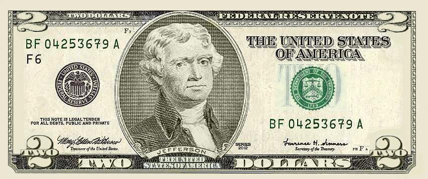 2 dollar bill clip art 20 free Cliparts.