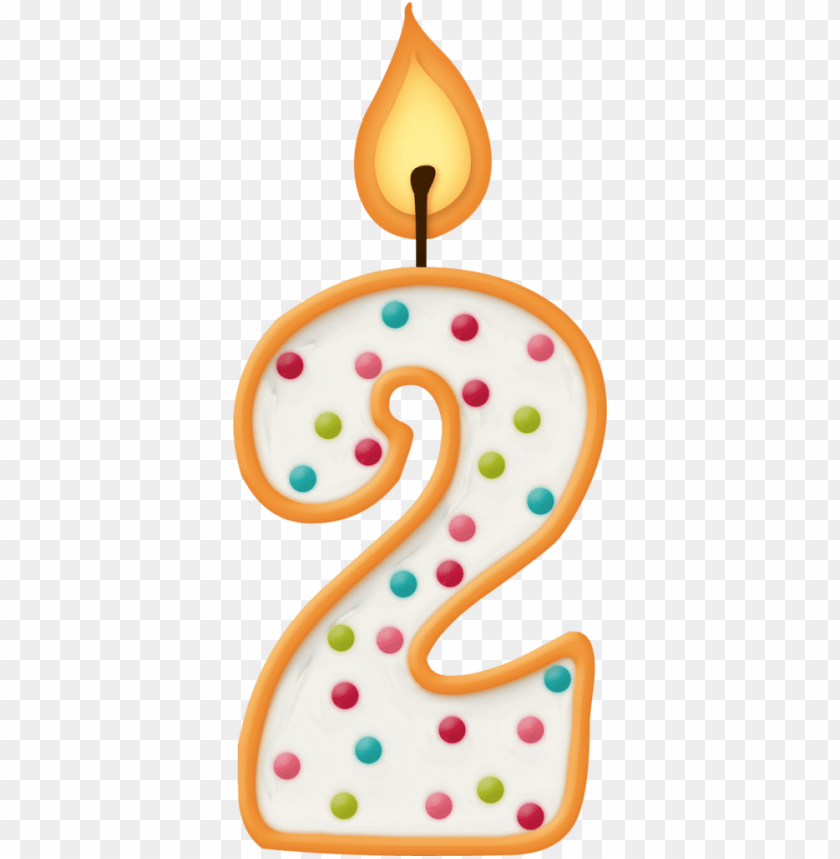 birthday candles clipart velas.
