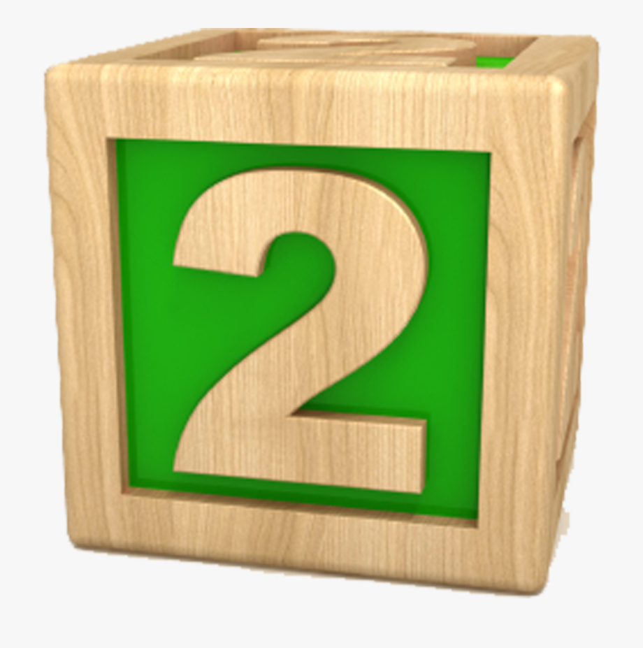 Best Number 2 Clipart.