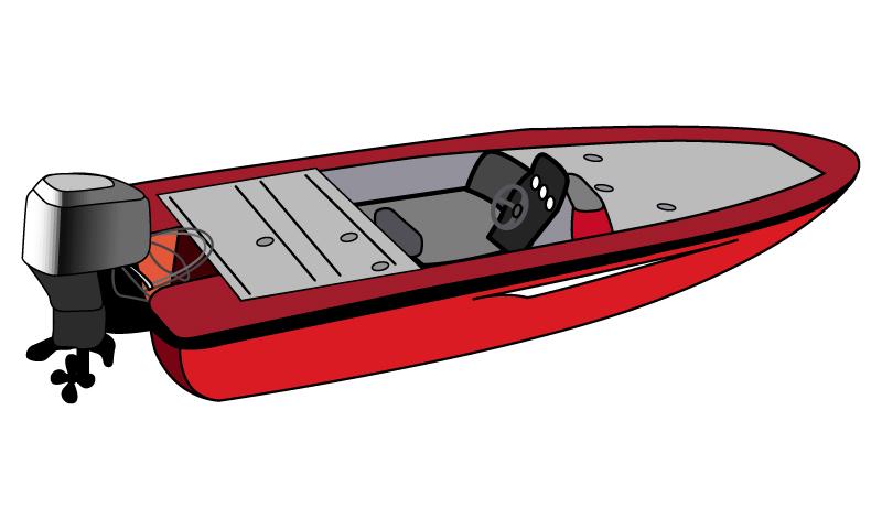 Boat clip art 2.