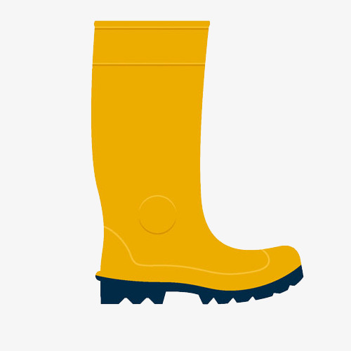 Rain boot clipart 2 » Clipart Station.