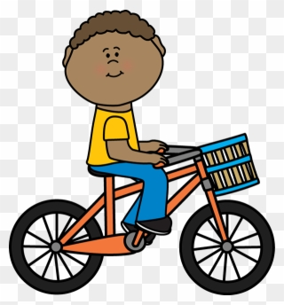 Free PNG Bicycle With Basket Clipart Clip Art Download.