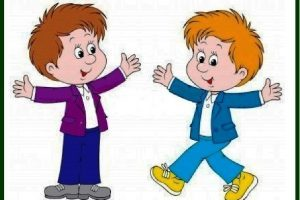 2 brothers clipart 5 » Clipart Portal.