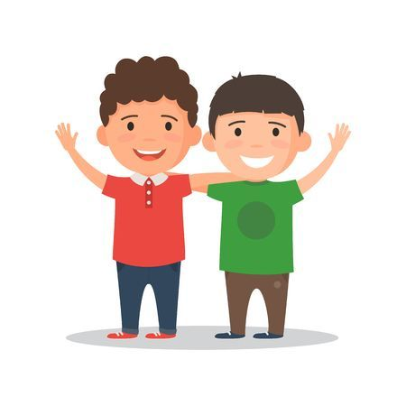 Two brothers clipart 5 » Clipart Portal.