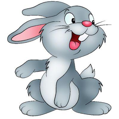 Moving bunny clip art cartoon bunny rabbits clip art images.