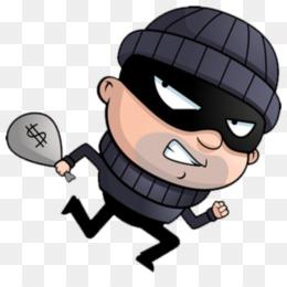 Burglar PNG.