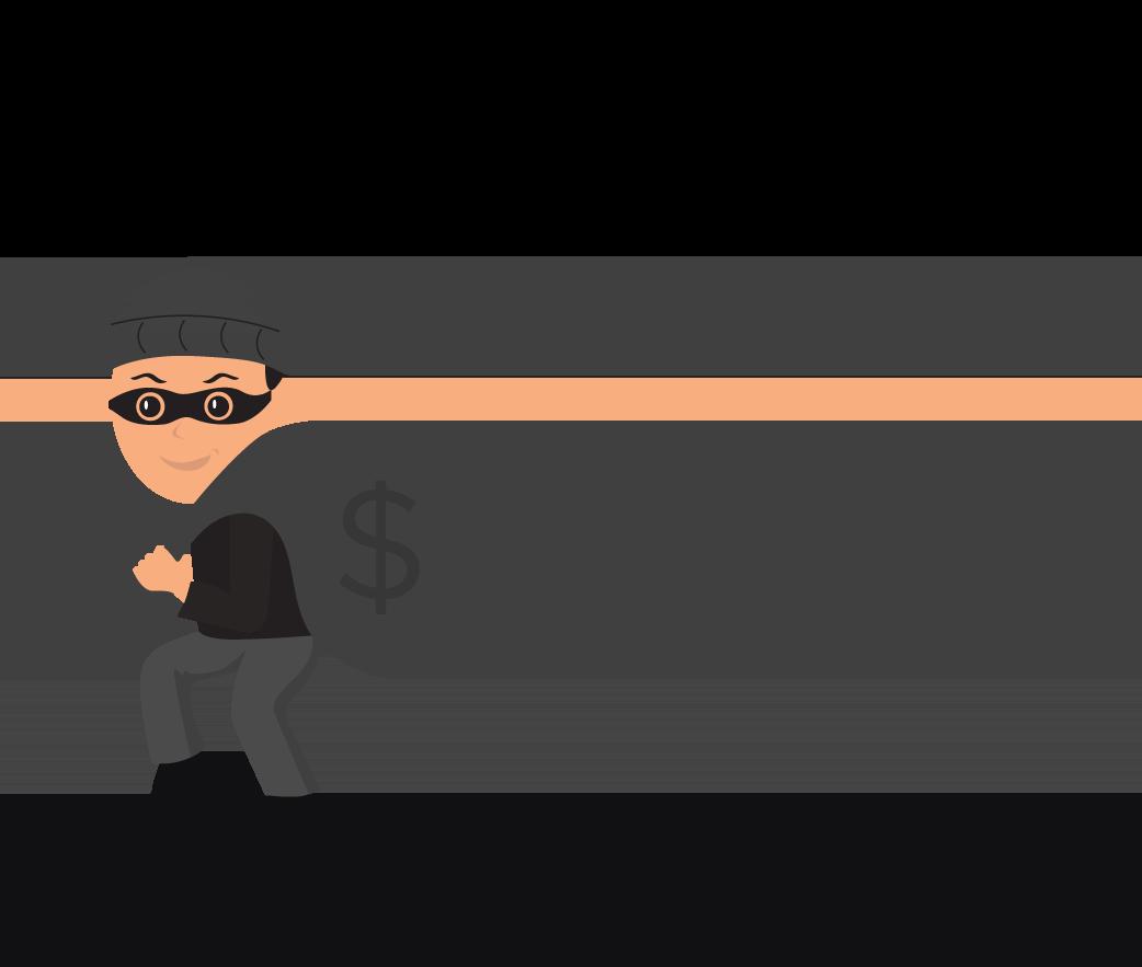 Burglar clipart burglary, Burglar burglary Transparent FREE.