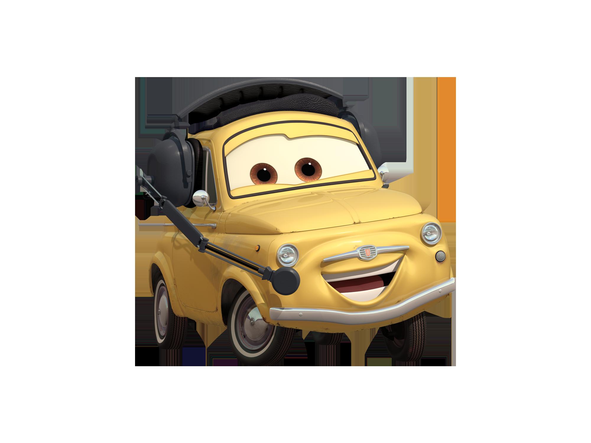 Cars 2 Cars Mater.
