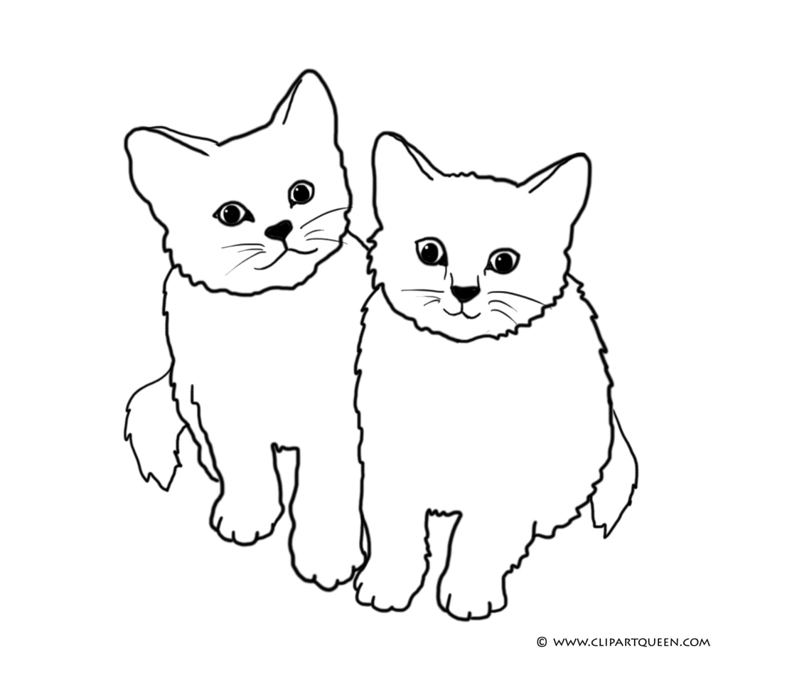 Free Two Cats Cliparts, Download Free Clip Art, Free Clip.
