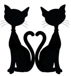 Download clipart of cat silhouette 20 free Cliparts | Download ...