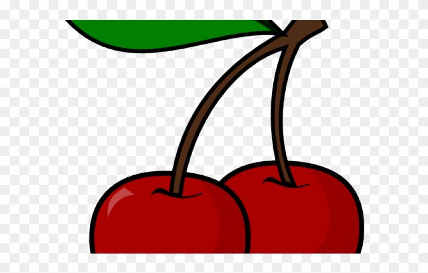Cherry Clipart Red Cherry.
