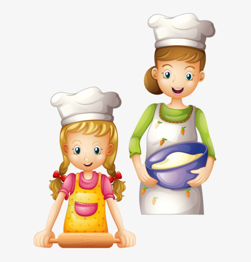 Kids Cooking Clipart Cooking Chef Clip Art.