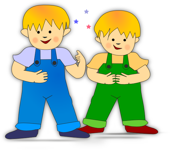 Sweet Kids Clip Art at Clker.com.
