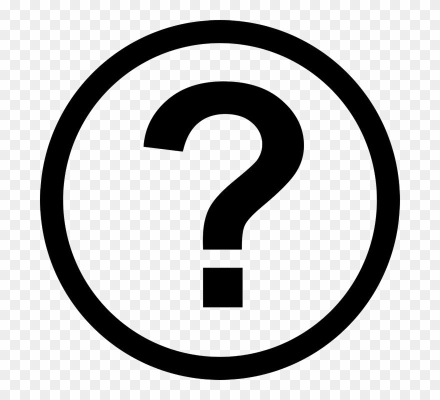 Question Mark Png Image Background.