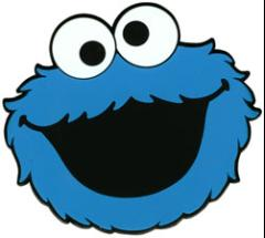 Cookie monster clip art free clipart images 2.
