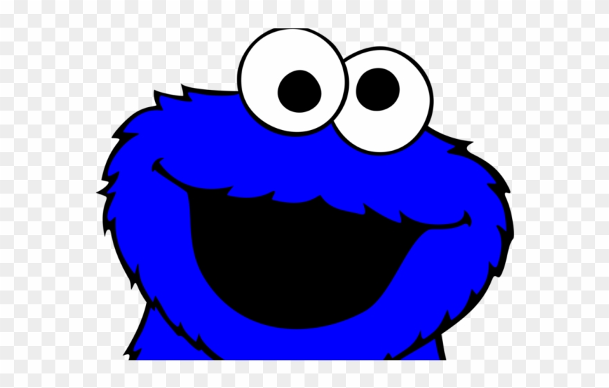 Cookie Monster Clipart High Resolution.