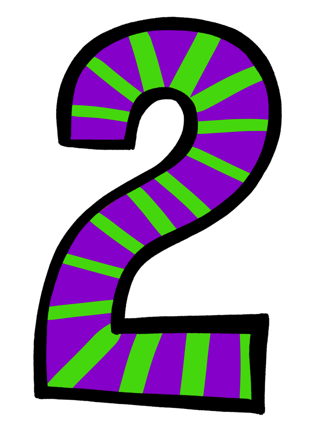 Free Birthday Cliparts Number 2, Download Free Clip Art.