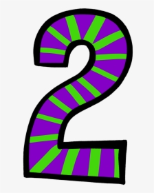 Number 2 Birthday PNG Images, Transparent Number 2 Birthday.