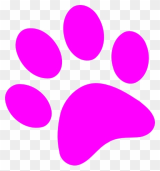 Comfy Claws Paw 2 Clip Art.