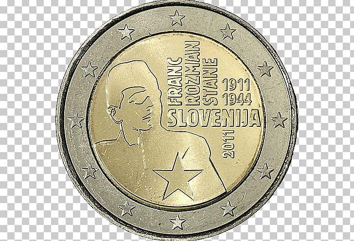 2 Euro Coin Slovenian Euro Coins 2 Euro Commemorative Coins.