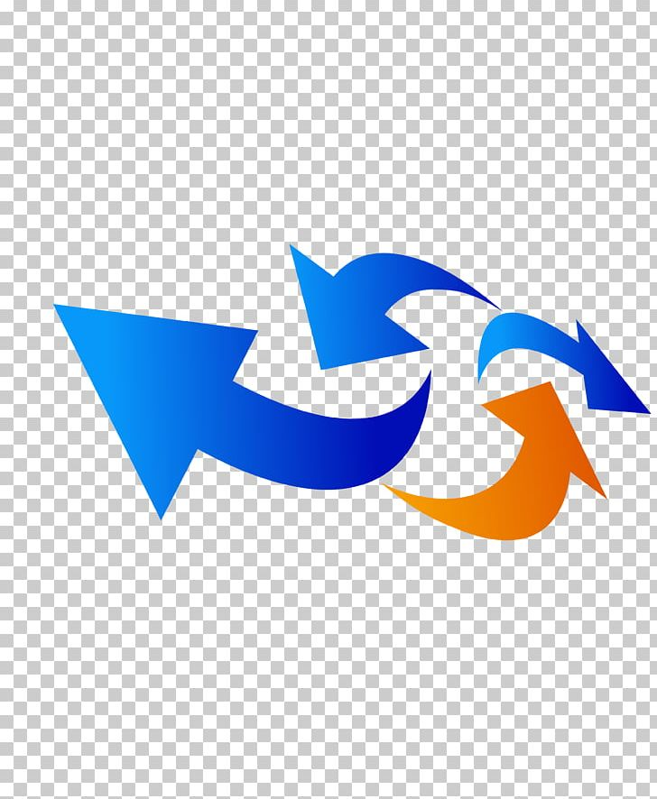 Two Color Cycle Arrow PNG, Clipart, 3d Arrows, Abstract, Arr.
