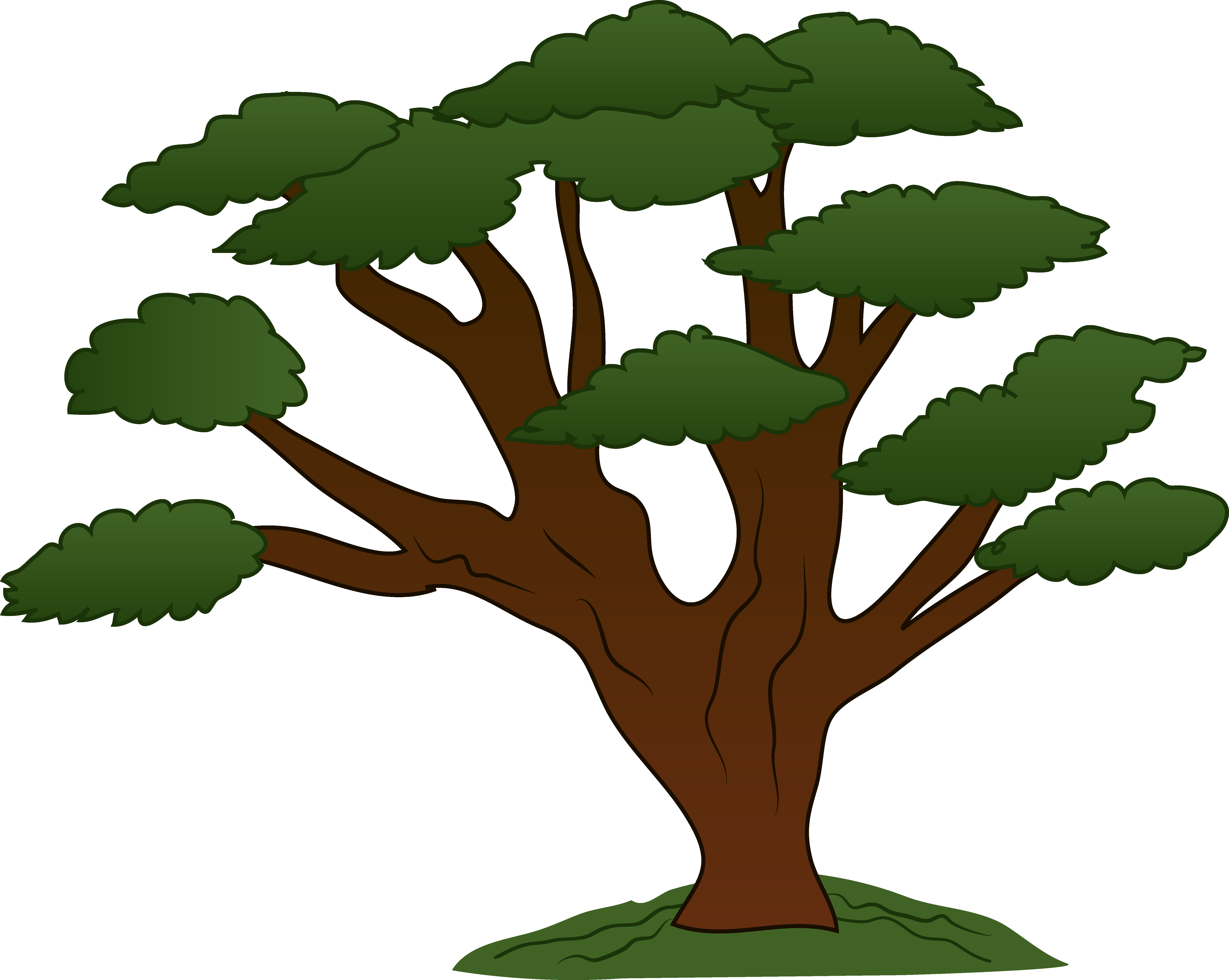 Trees family tree clipart free images 2 2.