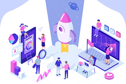 How to Promote Your B2B Company Launch Using Digital.