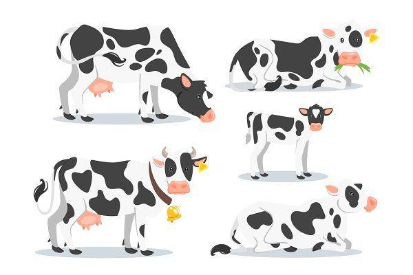 Cow set.