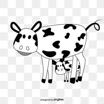 2019 的 Dairy Cow 2, Cow Clipart, Dairy Cow, Animal PNG.
