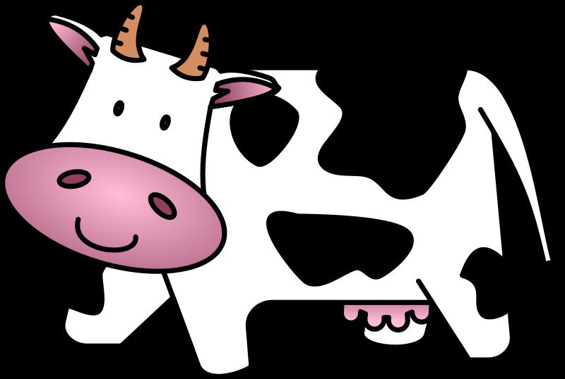 Farming clipart cow, Farming cow Transparent FREE for.