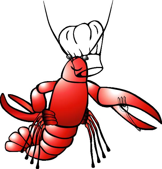 Crawfish Chef Clip Art at Clker.com.
