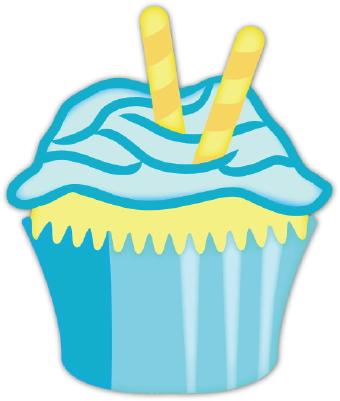 Cupcake clip art 2.