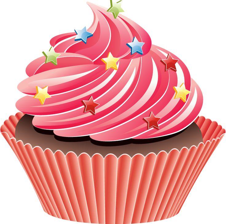 Free Cupcake Clip Art, Download Free Clip Art, Free Clip Art.