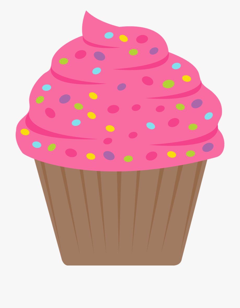 Cupcake Images Clip Art.