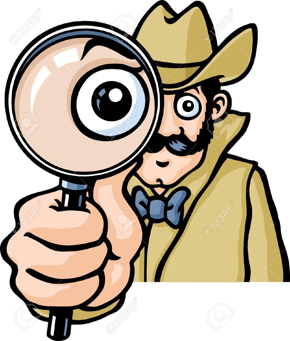 Detective clipart 2 2.