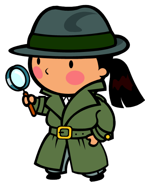 Detective Clipart Png.