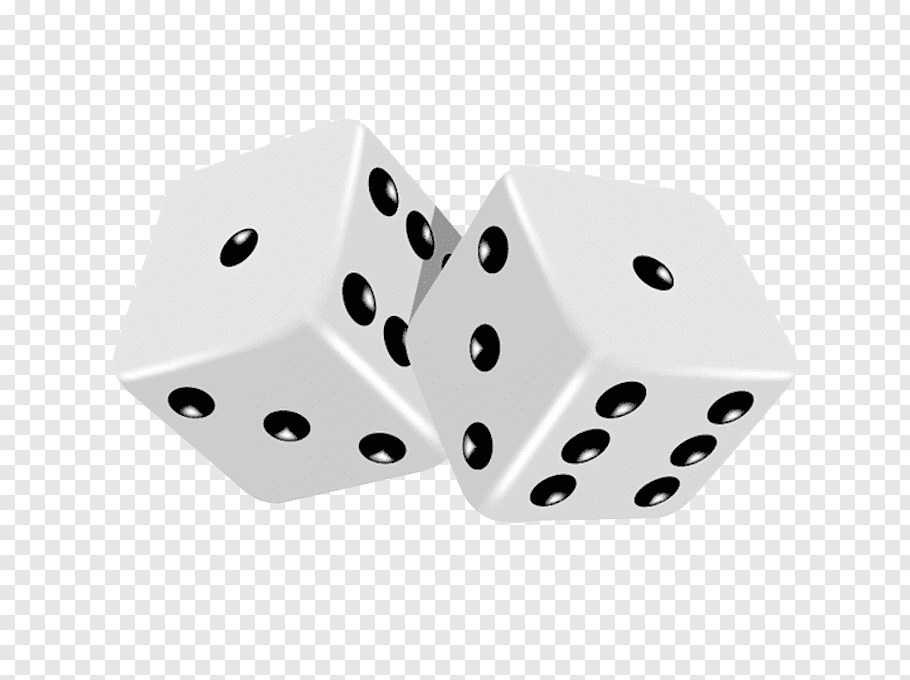 Two dice, Dice Monopoly Game, dice free png.