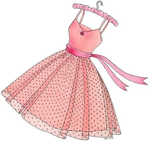 Dresses clipart 2 » Clipart Station.
