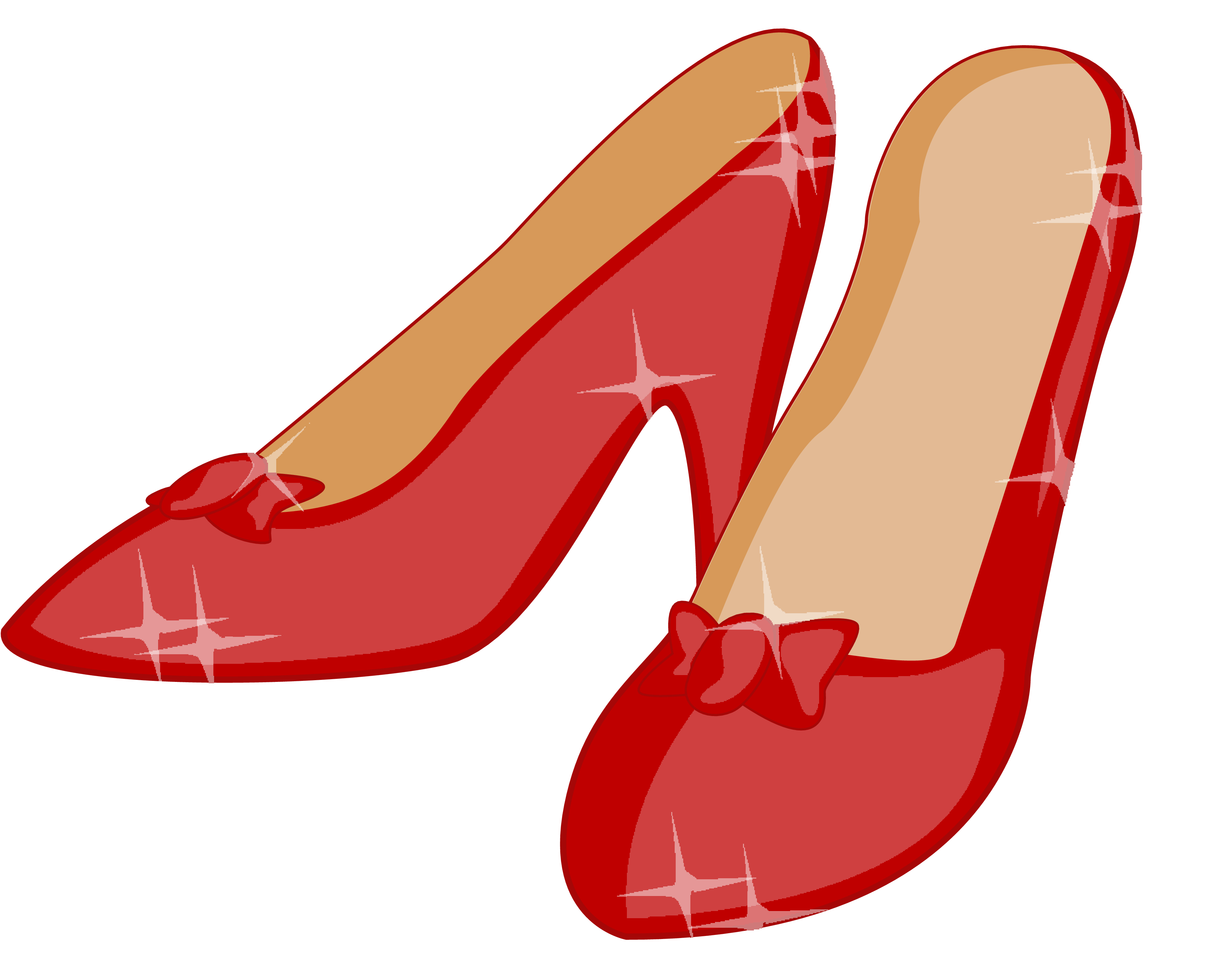 2 different shoes clipart clipart images gallery for free.