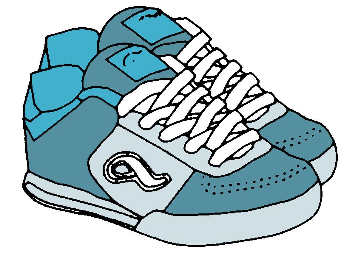Gallery for sneaker clip art free 2.