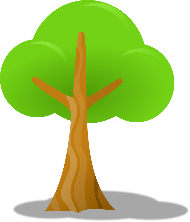 Trees transparent tree clipart clipart kid 2.