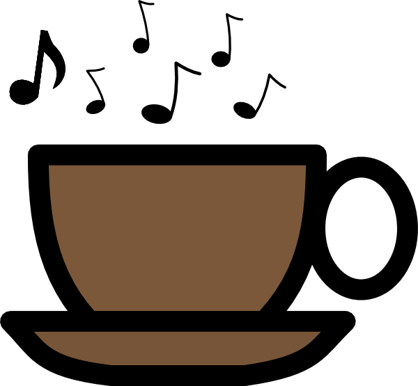 Musical Soup Cup 2 Clip Art at Clker.com.