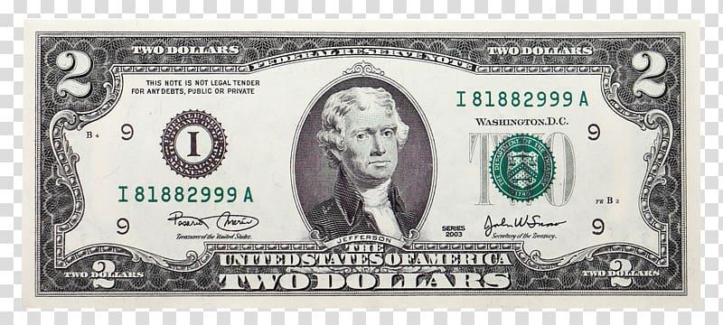 2 US dollar I 81882999 A banknote, United States Dollar United.