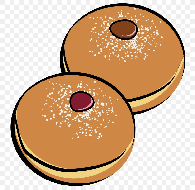 Donuts Sufganiyah Coffee And Doughnuts Clip Art, PNG.