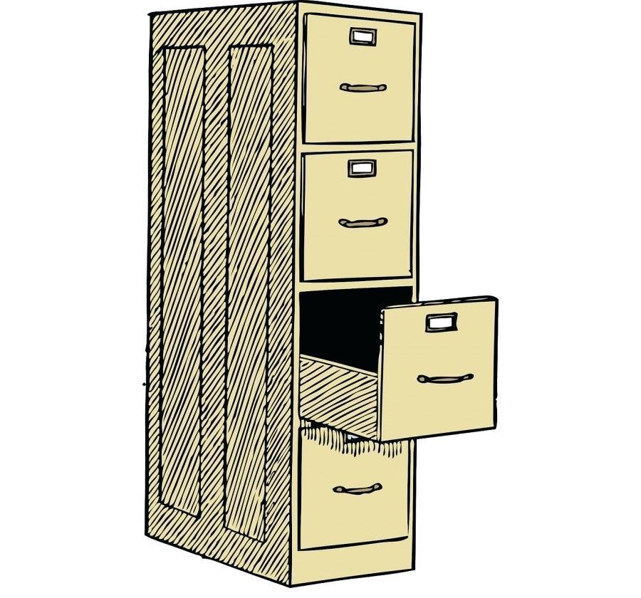 file cabinets clip art.