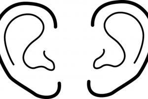 Elf ears clipart 2 » Clipart Station.