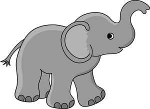 Free Clipart Elephant, Download Free Clip Art, Free Clip Art.