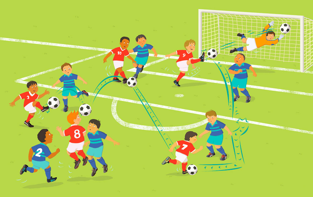 Free Playing Soccer, Download Free Clip Art, Free Clip Art.