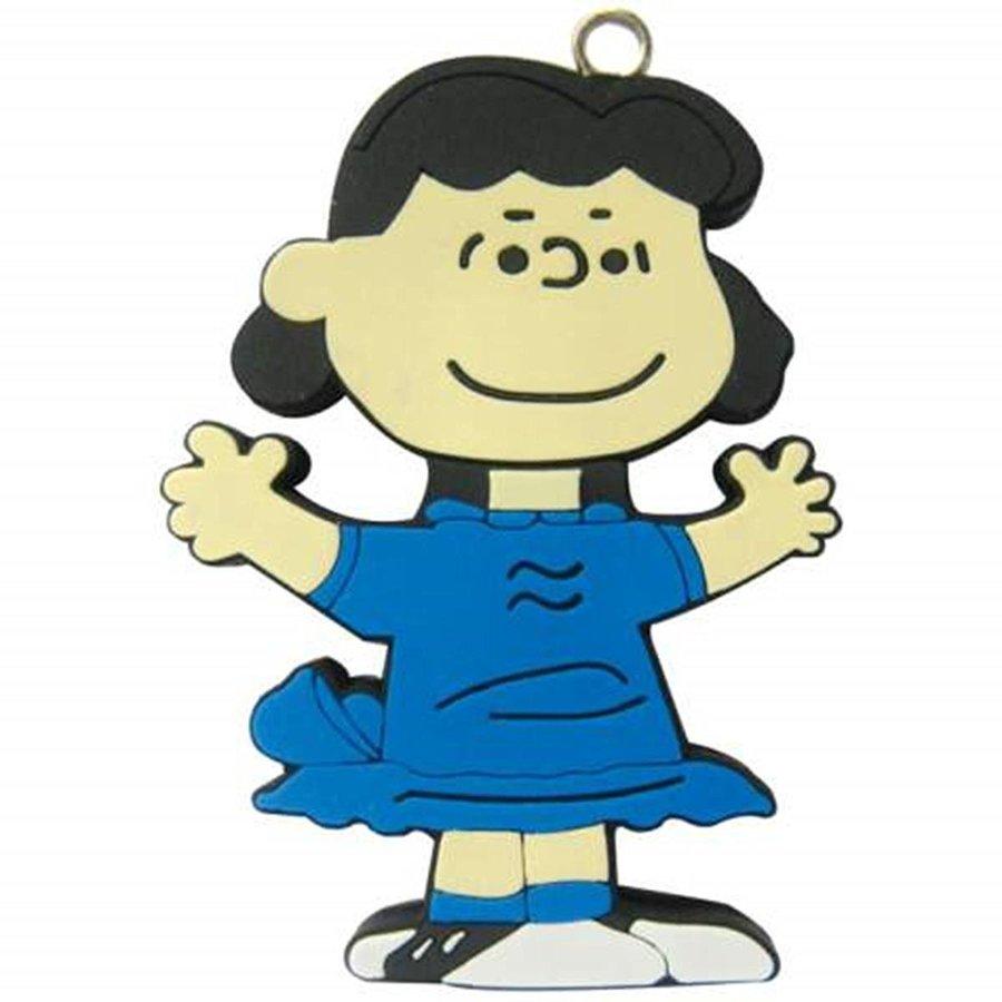 Download peanuts' lucy van pelt with hands up 2gb usb flash drive.