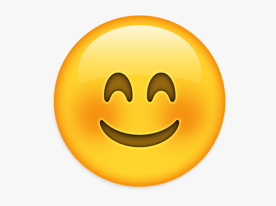 Emoticon Smile Emoji Happy Happiness Happy Face.